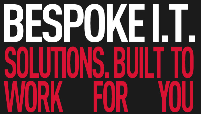 Bespoke IT solutions North Wales